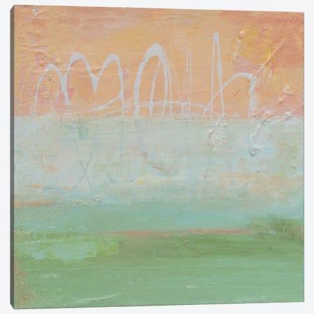 Coastal Moves Canvas Print #ERI275} by Erin Ashley Canvas Art
