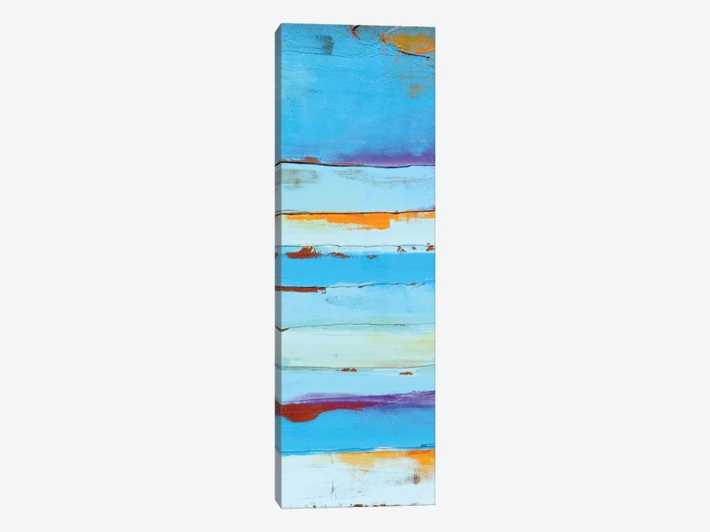 Blue Jam II by Erin Ashley 1-piece Canvas Artwork