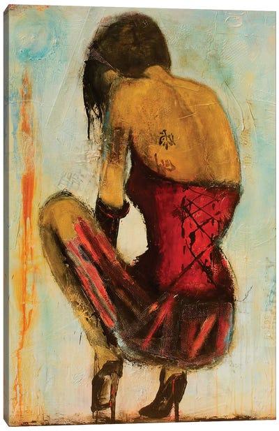 Gia 2 Canvas Art Print