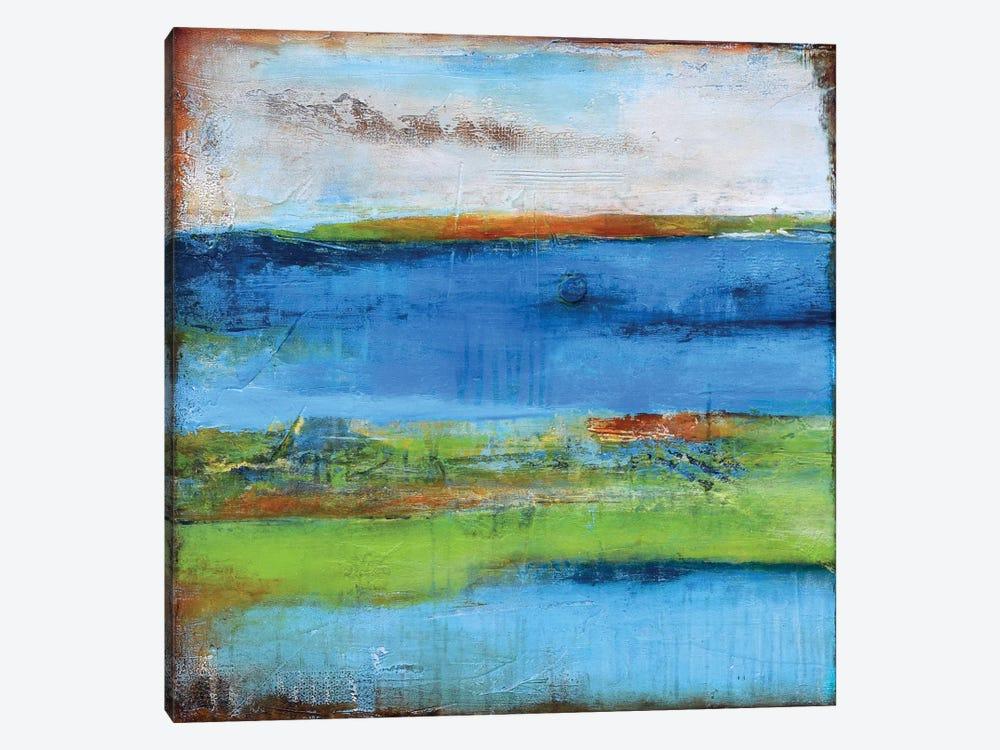 Blue Ridge Escape I by Erin Ashley 1-piece Canvas Print
