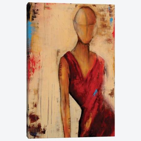 Miss Me Blind Canvas Print #ERI43} by Erin Ashley Canvas Art
