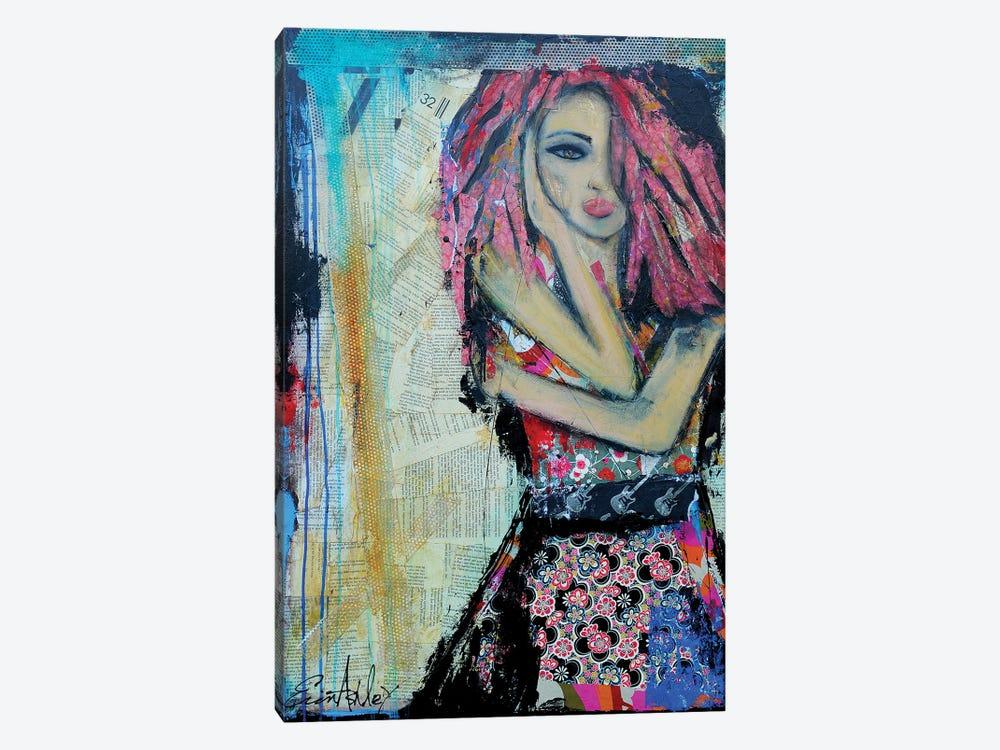 Punk Rock Chic by Erin Ashley 1-piece Art Print