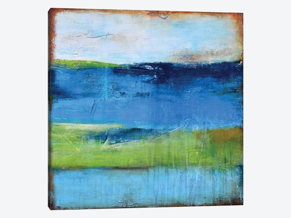 Blue Ridge Escape II by Erin Ashley 1-piece Canvas Art