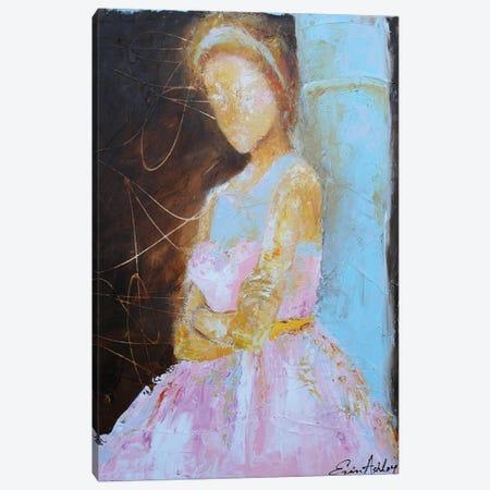 Waiting Romance Canvas Print #ERI56} by Erin Ashley Canvas Artwork