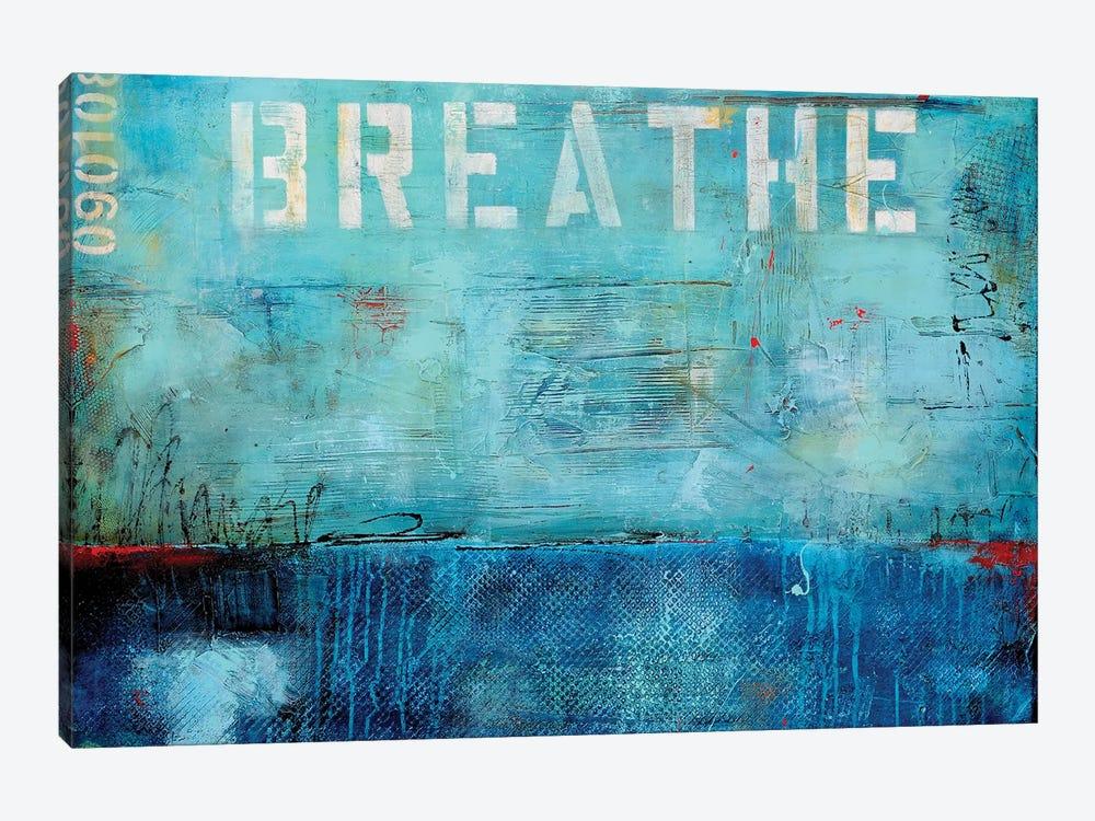 Breathe by Erin Ashley 1-piece Canvas Art Print