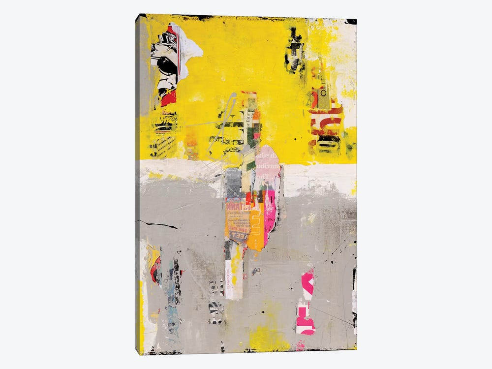 Sunset Strip by Erin Ashley 1-piece Canvas Art Print