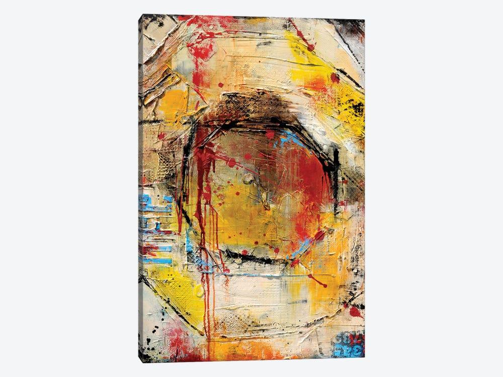 UFC The Octagon by Erin Ashley 1-piece Canvas Art Print