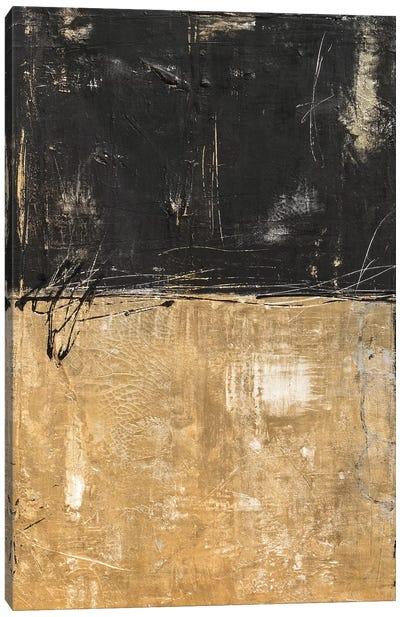 Gold Digger Canvas Art Print