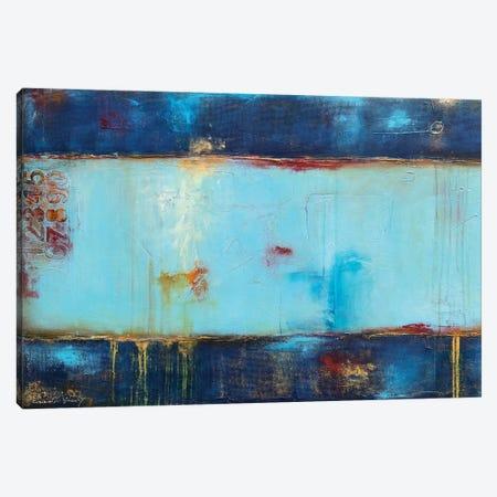 Urban Sea Canvas Print #ERI79} by Erin Ashley Canvas Art Print