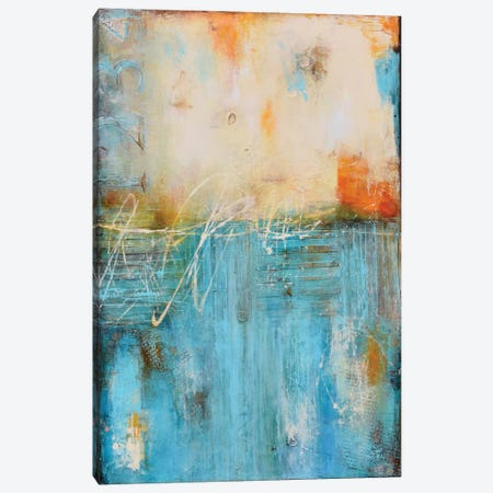 Forgotten Password Canvas Print #ERI7} by Erin Ashley Art Print