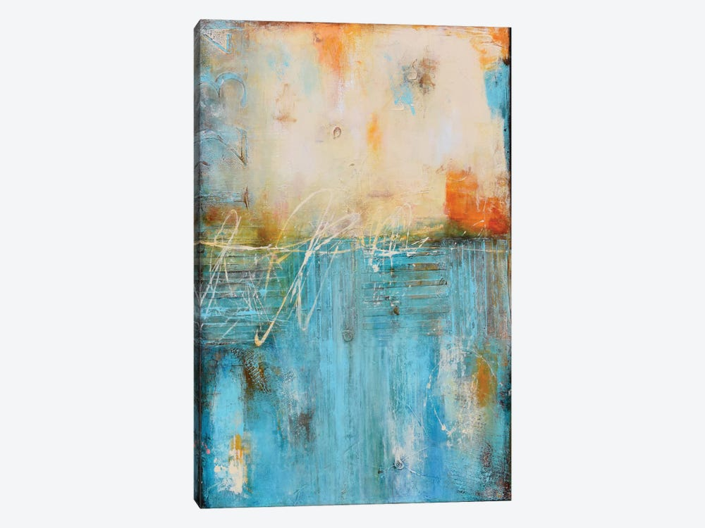 Forgotten Password 1-piece Canvas Print