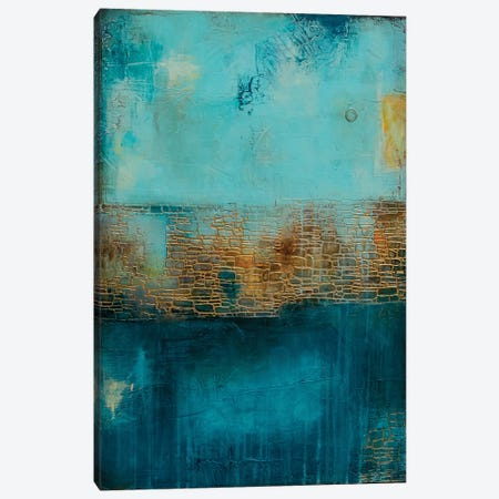 Castle Court 3-Piece Canvas #ERI91} by Erin Ashley Canvas Art Print