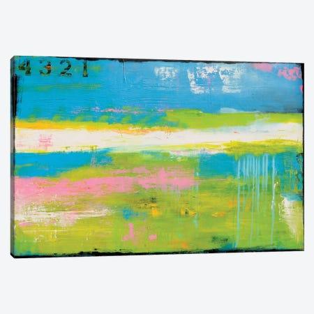 Daze To Summer Canvas Print #ERI94} by Erin Ashley Canvas Artwork