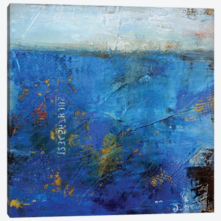 Deep Canvas Print #ERI95} by Erin Ashley Canvas Art