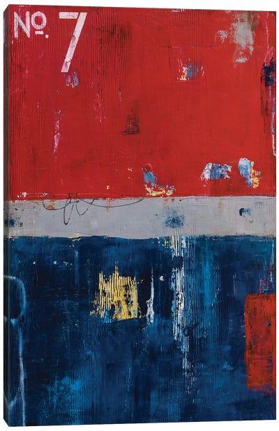 Firehouse 7 Canvas Art Print