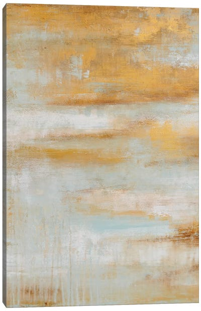 Golden Pond Canvas Art Print