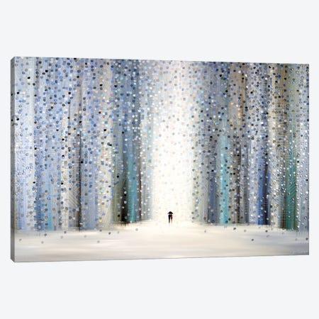 A Rainy Day In New York Canvas Print #ERM115} by Ekaterina Ermilkina Canvas Wall Art
