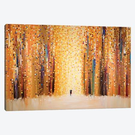 Sunset Dreams Canvas Print #ERM127} by Ekaterina Ermilkina Canvas Art Print