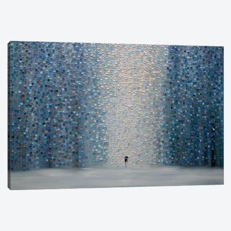 Rainfall Canvas Print #ERM149} by Ekaterina Ermilkina Canvas Art