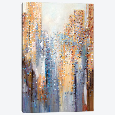 Floating In The Clouds Canvas Print #ERM30} by Ekaterina Ermilkina Canvas Print