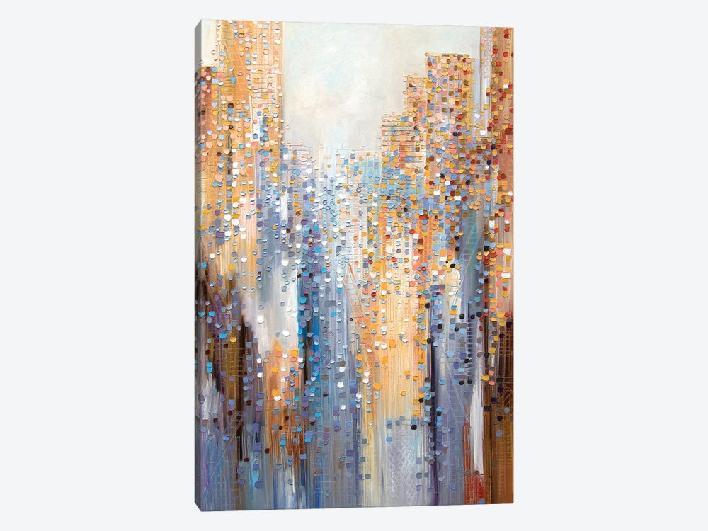 Floating In The Clouds by Ekaterina Ermilkina 1-piece Canvas Wall Art