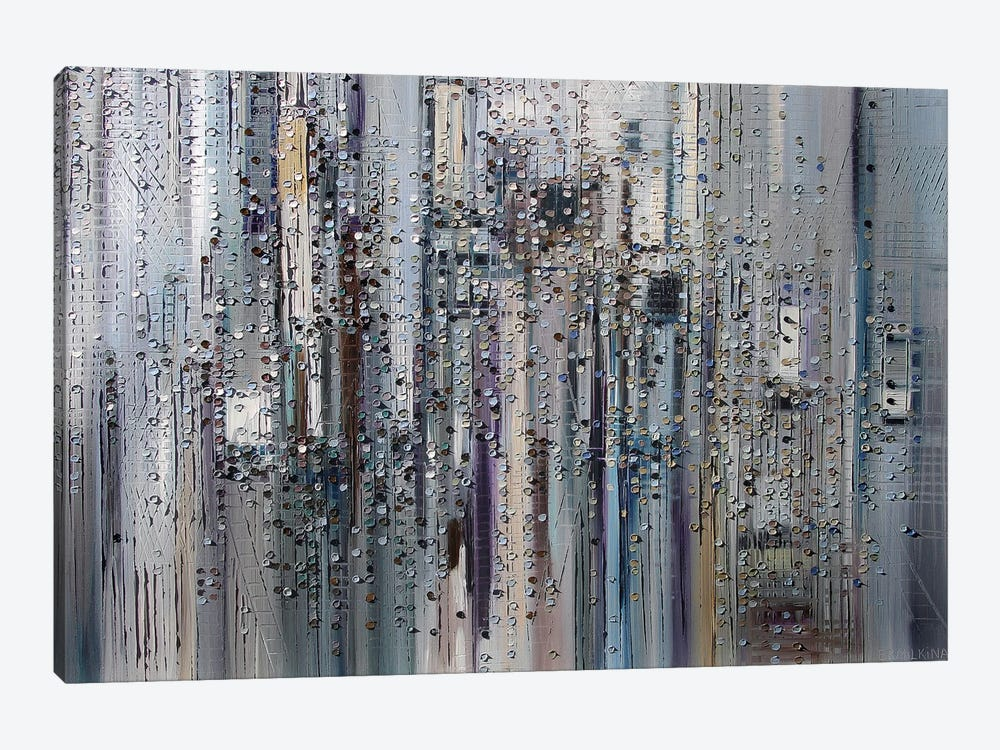 Mirage by Ekaterina Ermilkina 1-piece Canvas Artwork