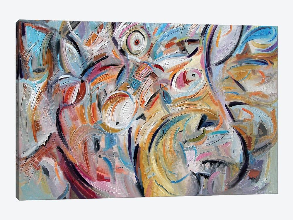 New Life by Ekaterina Ermilkina 1-piece Canvas Artwork