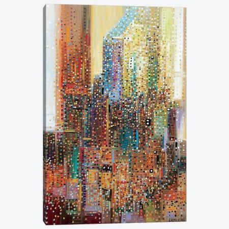 New York Canvas Print #ERM40} by Ekaterina Ermilkina Canvas Wall Art