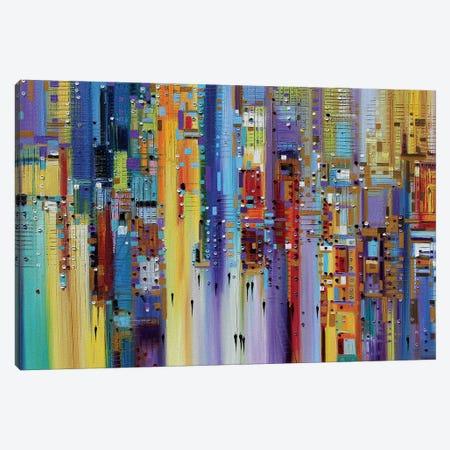 The Maze of Imagination Canvas Print #ERM45} by Ekaterina Ermilkina Canvas Art Print