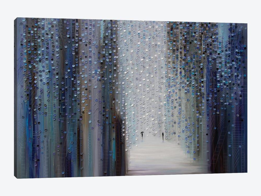 Touch of the Rain by Ekaterina Ermilkina 1-piece Art Print