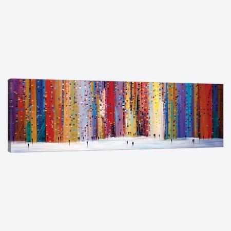 It's A Wonderful Life Canvas Print #ERM54} by Ekaterina Ermilkina Canvas Wall Art