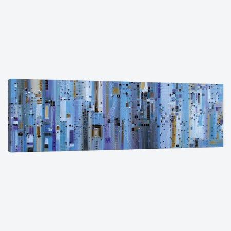 Modern Structures Canvas Print #ERM57} by Ekaterina Ermilkina Canvas Art