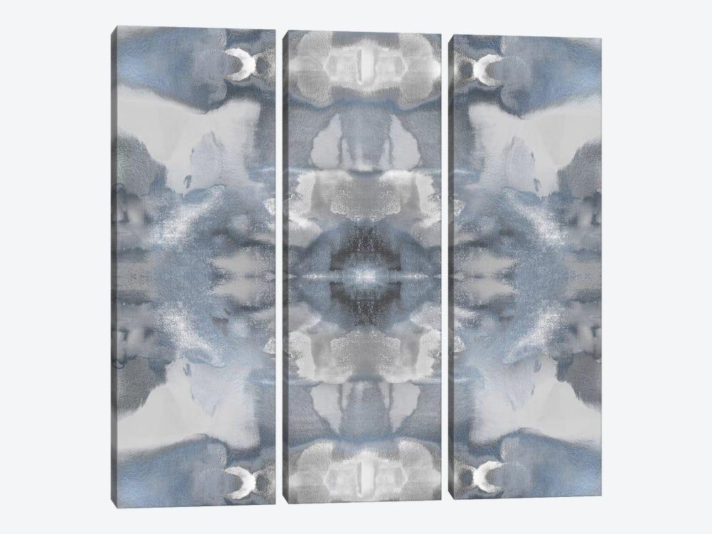 Paramount Kaleidoscope V by Ellie Roberts 3-piece Canvas Art