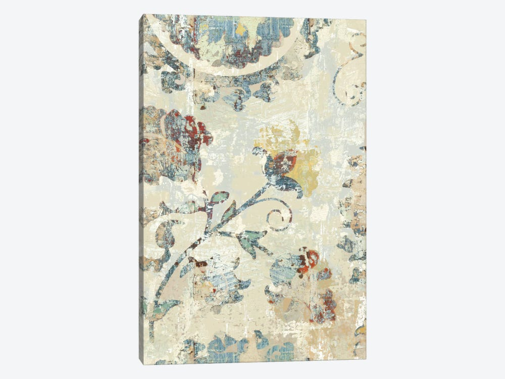 Adornment Panel II by Ellie Roberts 1-piece Canvas Wall Art