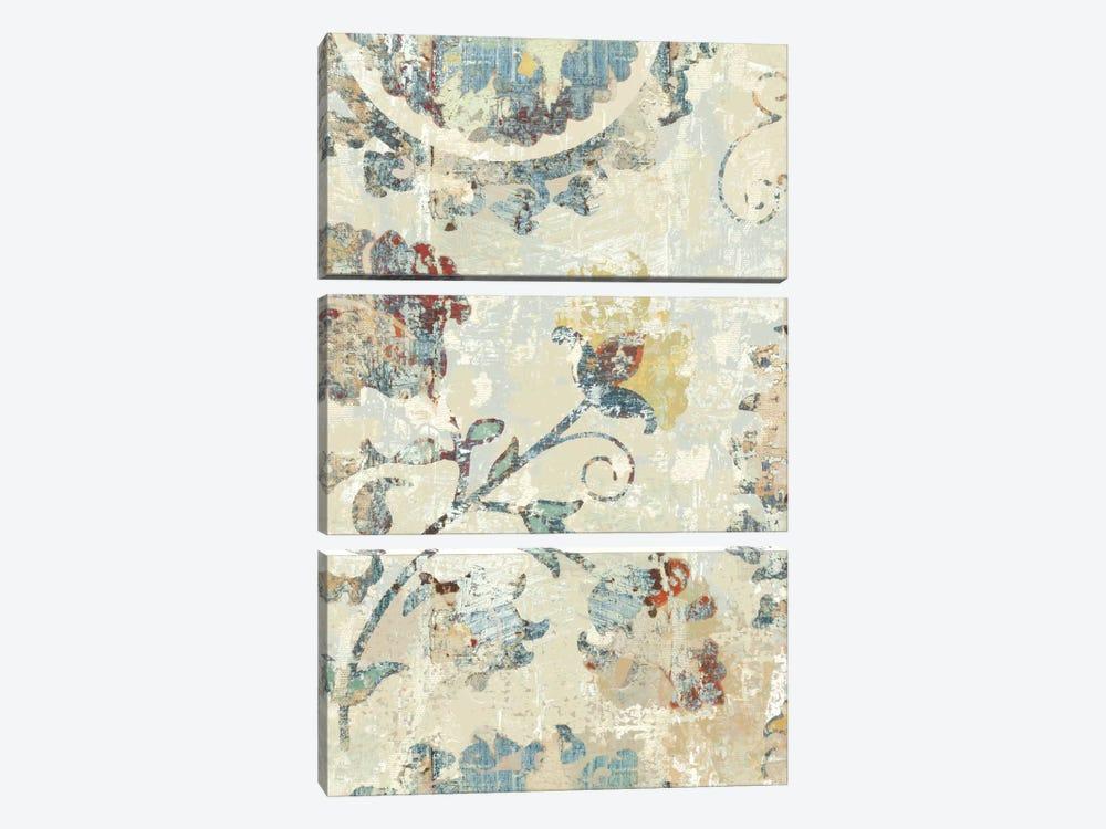 Adornment Panel II by Ellie Roberts 3-piece Canvas Art