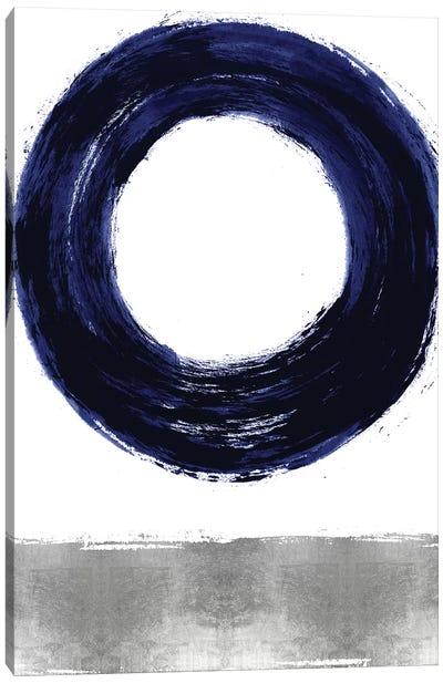 Gravitate Blue I Canvas Art Print