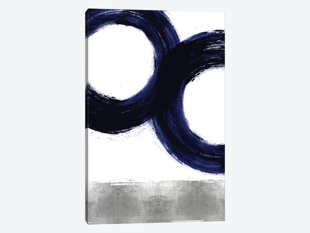 Gravitate Blue III by Ellie Roberts 1-piece Art Print