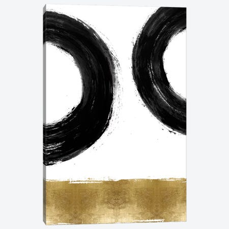 Gravitate II Canvas Print #ERO133} by Ellie Roberts Canvas Artwork