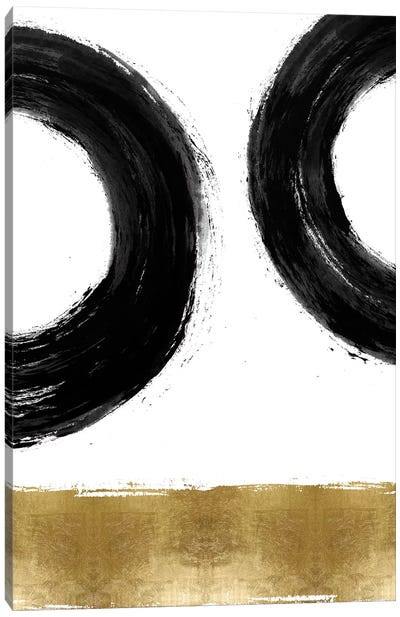 Gravitate II Canvas Art Print