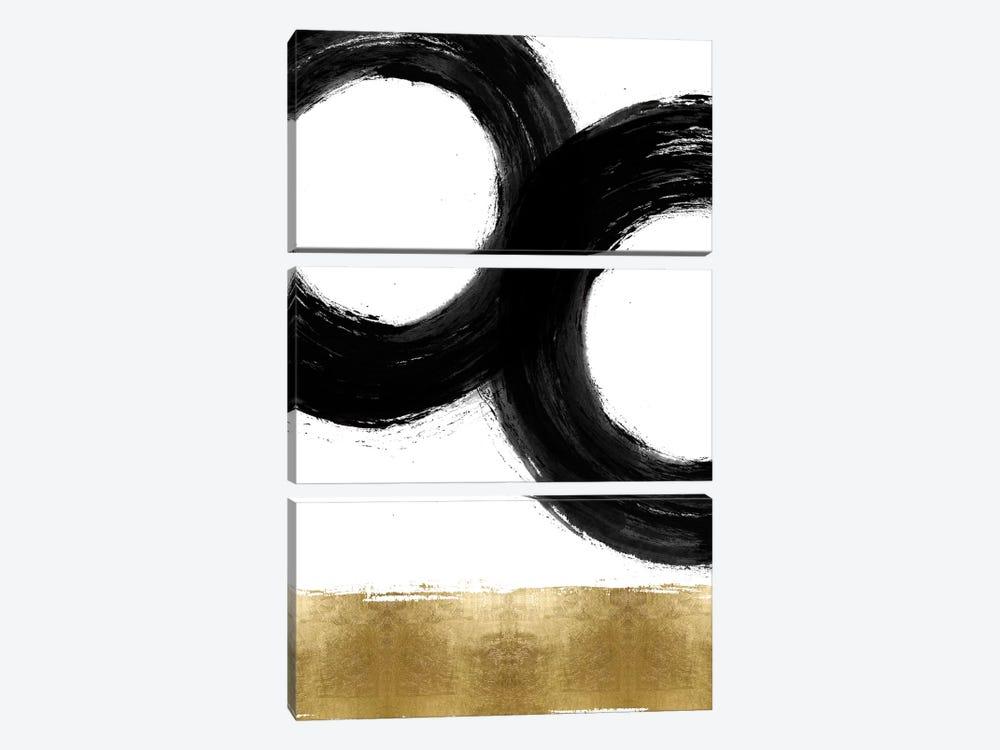 Gravitate III by Ellie Roberts 3-piece Canvas Art Print