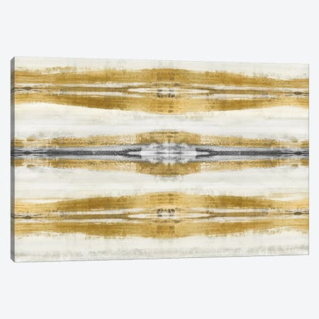 Eminent In Gold I Canvas Print #ERO29} by Ellie Roberts Canvas Artwork