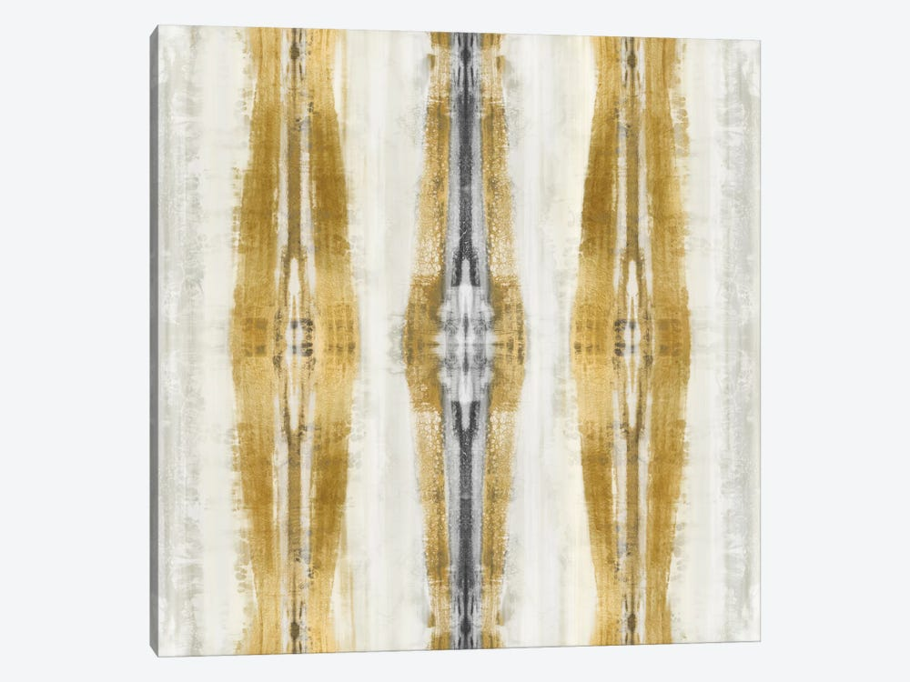 Eminent In Gold II by Ellie Roberts 1-piece Canvas Print