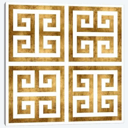 Greek Classic III Canvas Print #ERO43} by Ellie Roberts Canvas Artwork