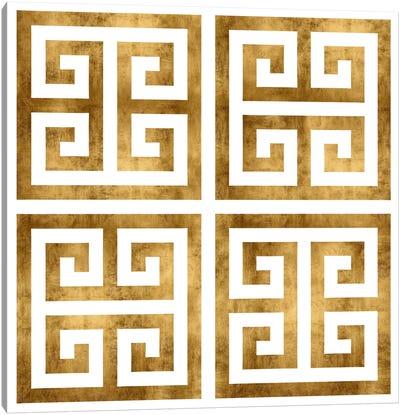 Greek Classic III Canvas Art Print