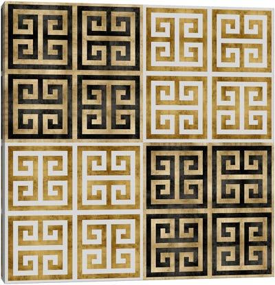 Greek Key I Canvas Print #ERO44