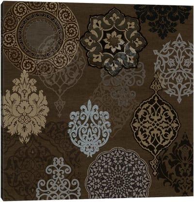 Ornament Collection I Canvas Art Print