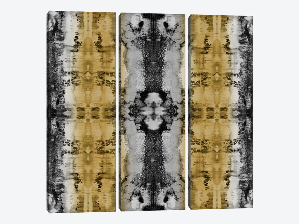 Patterns I by Ellie Roberts 3-piece Canvas Wall Art