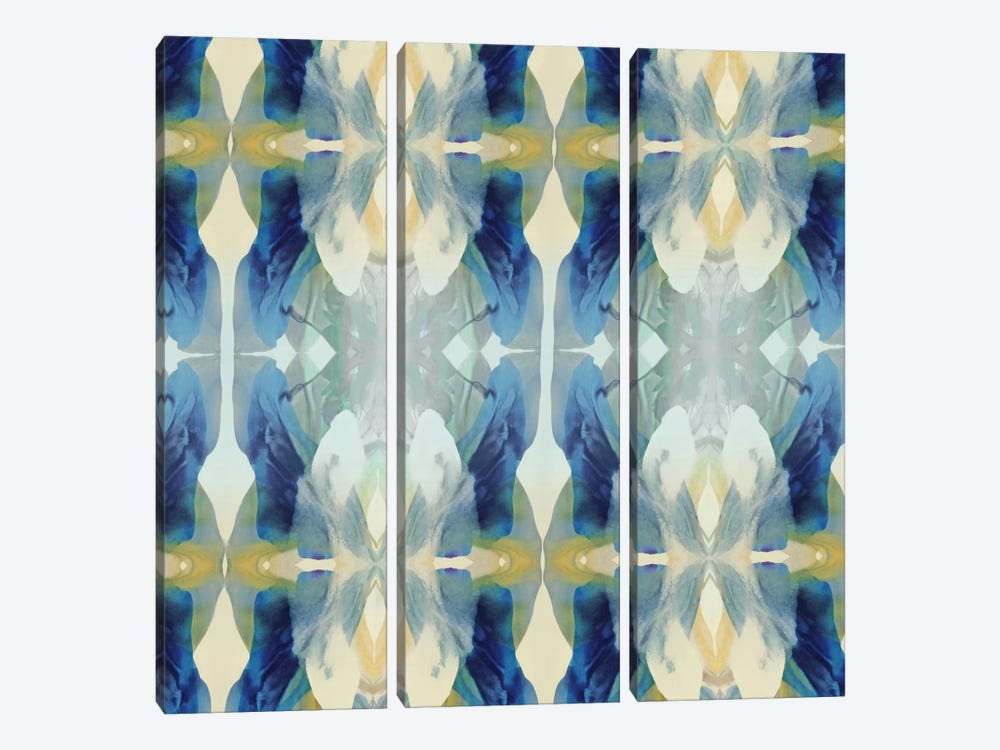 Reflective Mood by Ellie Roberts 3-piece Canvas Print