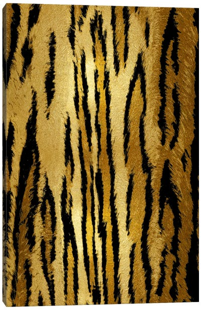 Wild IV Canvas Art Print