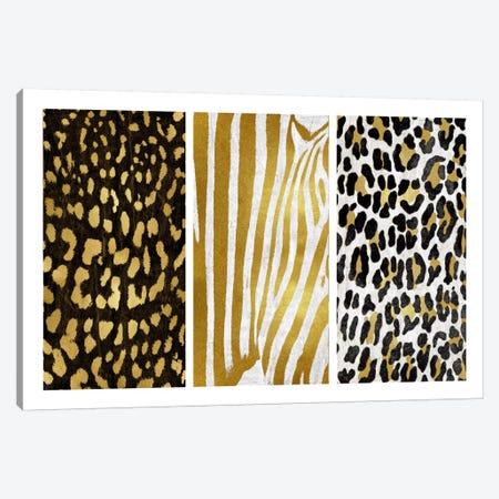 Wild Trio I Canvas Print #ERO84} by Ellie Roberts Canvas Art Print